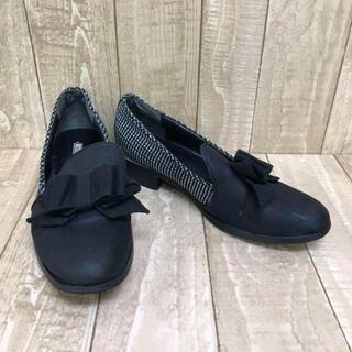ランダ(RANDA)のRANDA チェック柄 レディース ローファー(ローファー/革靴)