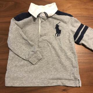 ポロラルフローレン(POLO RALPH LAUREN)の90★ラルフローレン ラガーシャツ(トレーナー)