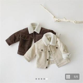 ボアジャケット デニムジャケット(ジャケット/上着)