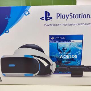 プレイステーションヴィーアール(PlayStation VR)のPlayStation VR ソフト2本付き(その他)