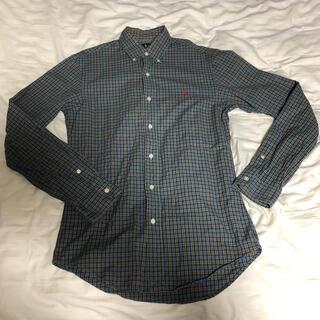 ポロラルフローレン(POLO RALPH LAUREN)のラルフローレン チェックシャツ ネルシャツ フランネルシャツ(シャツ)