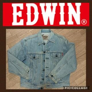 エドウィン(EDWIN)のEDWIN☆Gジャン ヴィンテージ(Gジャン/デニムジャケット)
