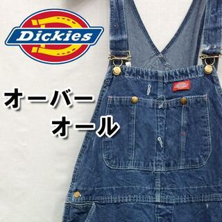 ディッキーズ(Dickies)のDickies  古着 ディッキーズ  オーバーオール  ヴィンテージ AW33(サロペット/オーバーオール)