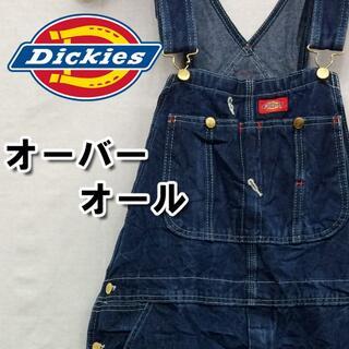 ディッキーズ(Dickies)のDickies  古着 ディッキーズ  オーバーオール  ヴィンテージ AW34(サロペット/オーバーオール)