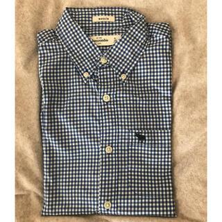 アバクロンビーアンドフィッチ(Abercrombie&Fitch)の新品 アバクロ チェックシャツ(シャツ/ブラウス(長袖/七分))