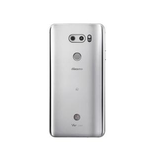 エルジーエレクトロニクス(LG Electronics)のジャンク docomo SIMロック解除 LG V30+ L-01K(スマートフォン本体)