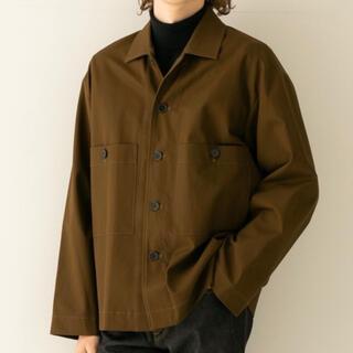 マーカ(marka)の【marka】ユーティリティシャツジャケット/M19C-19SH01C(シャツ)