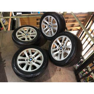 ビーエムダブリュー(BMW)のBMW 3シリーズ  純正 16インチ(タイヤ・ホイールセット)