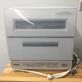 Panasonic - パナソニック NP-TY10-W 食器洗い乾燥機 エコナビ搭載 ホワイト