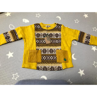 ラグマート(RAG MART)のラグマート 長袖 95 新品未使用タグ付き(Tシャツ/カットソー)