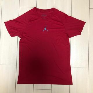 ナイキ(NIKE)のナイキ エアージョーダン ドライフィットシャツ(Tシャツ/カットソー(半袖/袖なし))