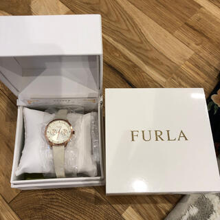 フルラ(Furla)のFURLA 腕時計 ホワイト メトロポリス(腕時計)