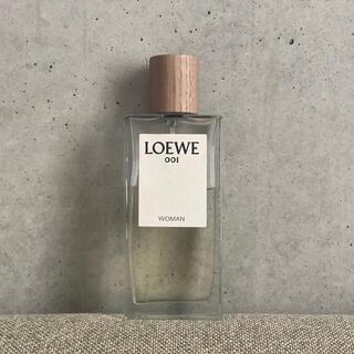 ロエベ(LOEWE)のLOEWE オードゥパルファンロエベ001ウーマン 100mL(香水(女性用))