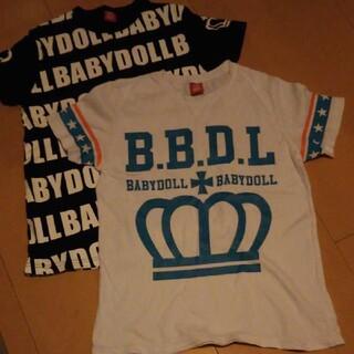 ベビードール(BABYDOLL)のベビードールTシャツ   Sサイズ(Tシャツ(半袖/袖なし))