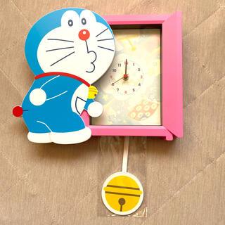セガ(SEGA)のドラえもん 振り子時計(掛時計/柱時計)