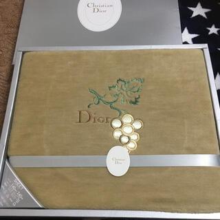 クリスチャンディオール(Christian Dior)のChristian Diorボアシーツ(シーツ/カバー)