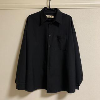 マルニ(Marni)のMARNI トロピカルウールシャツ(シャツ)