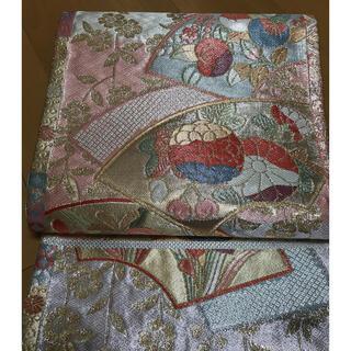 ニシジン(西陣)の宮田織物謹製 定価38万円の袋帯(帯)