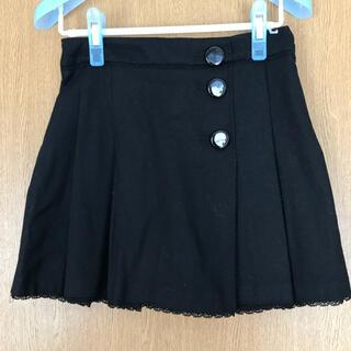 バービー(Barbie)のバービー Barbie プリーツ  スカート(ひざ丈スカート)