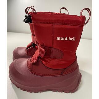 モンベル(mont bell)のスノーブーツ♡mont-bell(ブーツ)