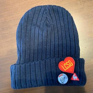 ルコックスポルティフ(le coq sportif)のニット帽(その他)