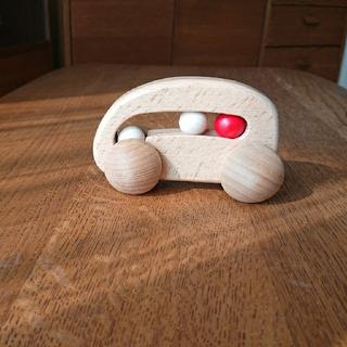 ボーネルンド(BorneLund)のBAJO 木製 おもちゃ(電車のおもちゃ/車)