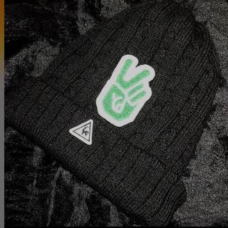 ルコックスポルティフ(le coq sportif)のルコック♥️ニット帽♥️(その他)