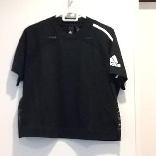 アディダス(adidas)のアディダス スポーツTシャツ(Tシャツ(半袖/袖なし))