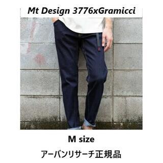 ドアーズ(DOORS / URBAN RESEARCH)のMt Design 3776xGramicci別注デニム インディゴ Mサイズ(デニム/ジーンズ)