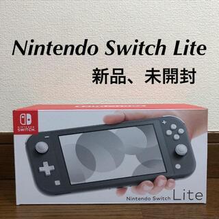 ニンテンドースイッチ(Nintendo Switch)の【新品】任天堂 switch lite(携帯用ゲーム機本体)