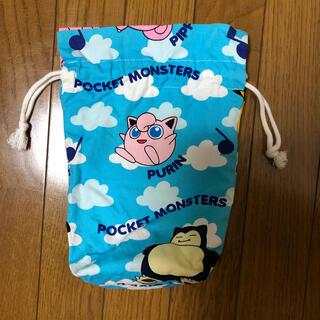 ポケモン - ポケモン巾着袋&小物入れ袋⭐︎ハンドメイド