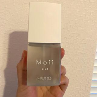 ルベル(ルベル)のMoii oil モイ オイル レディアブソリュート ヘアオイル(ヘアケア)
