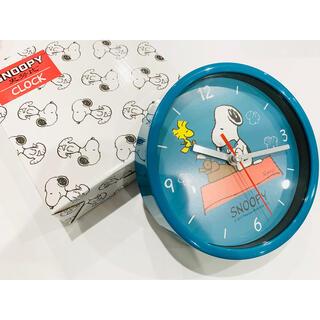 スヌーピー(SNOOPY)のスヌーピー クロック 時計(掛時計/柱時計)