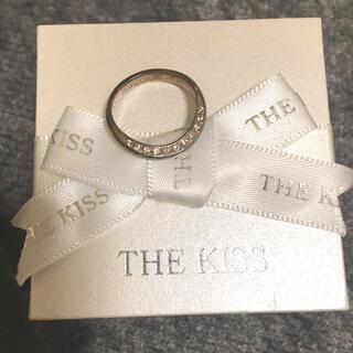 ザキッス(THE KISS)のTHE KISS リング(リング(指輪))