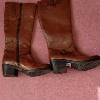 クラークス(Clarks)のクラークス ロングブーツ 24cm(ブーツ)