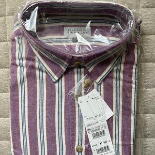 シンプルライフ(SIMPLE LIFE)のsimple life カッターシャツ Lサイズ 未開封 未使用 新品(シャツ)