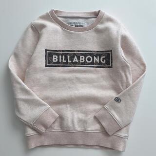 ビラボン(billabong)のBILLABONG ビラボン スウェット トレーナー 110(Tシャツ/カットソー)