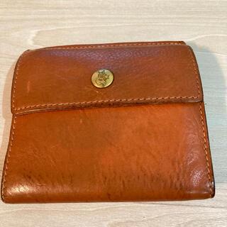 イルビゾンテ(IL BISONTE)のイルビゾンテ 二つ折り財布 ウォレット(折り財布)