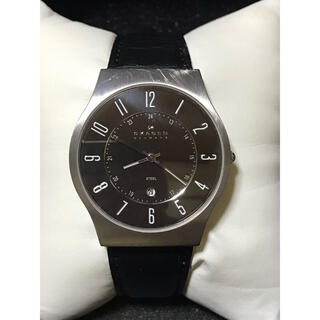 スカーゲン(SKAGEN)のスカーゲン SKAGEN 腕時計 SS 233XLSSM ユニセックス(腕時計(アナログ))