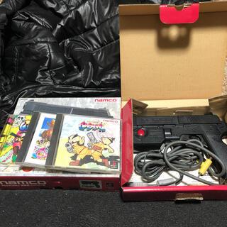 プレイステーション(PlayStation)のガンバレットシリーズとガンコン2セットPS用 (家庭用ゲームソフト)