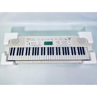 CASIO - CASIO LK-118 カシオ 電子ピアノ 光ナビゲーションキーボード