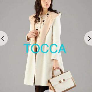 トッカ(TOCCA)のトッカ TOCCA  コート チェスター アウター レディース(ロングコート)