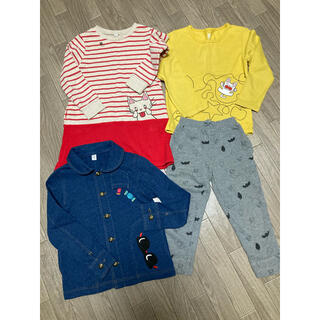 グラニフ(Design Tshirts Store graniph)の☆2点☆ グラニフ  ジャケット、ノンタンワンピース(ワンピース)