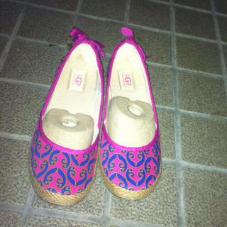 アグ(UGG)のUGG  靴(ローファー/革靴)