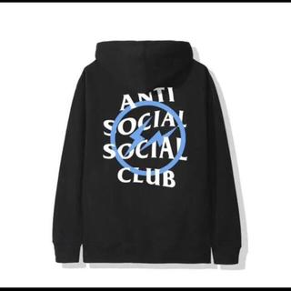 アンチ(ANTI)の☆新品ANTI SOCIAL SOCIAL CLUB パーカー(パーカー)
