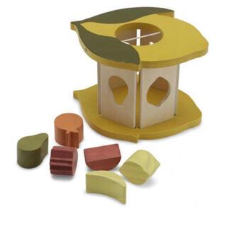 キャラメルベビー&チャイルド(Caramel baby&child )のkongessloedj レモンブロック(知育玩具)
