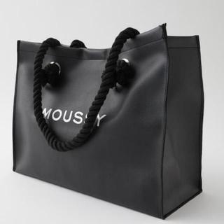 マウジー(moussy)のMOUSSY F/L SHOPPER バッグ  マウジー ⚠️48hセール⚠️(トートバッグ)