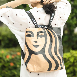 スターバックスコーヒー(Starbucks Coffee)の海外限定 スタバ 2WAYバッグ(リュック/バックパック)