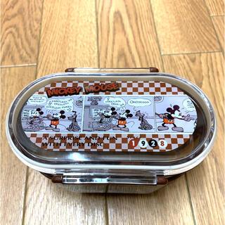 ミッキーマウス(ミッキーマウス)のミッキーマウス2段お弁当箱(弁当用品)