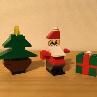 レゴ(Lego)の【新品未開封】複数購入大歓迎♪とってもレアです✳︎レゴ サンタ&ツリーセット(その他)
